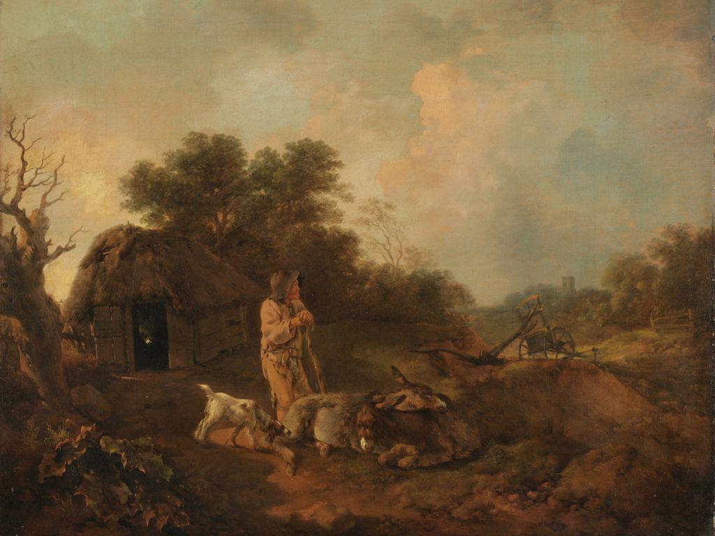 Выставка Томас Гейнсборо в Пушкинском музее