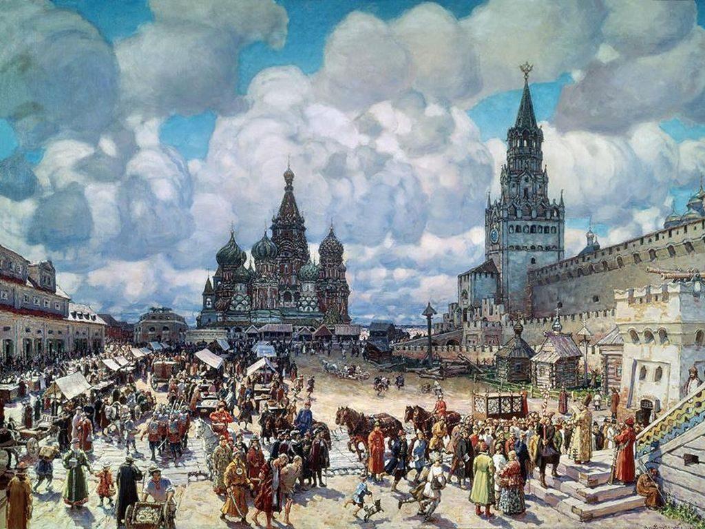 Выставки в музее Москвы