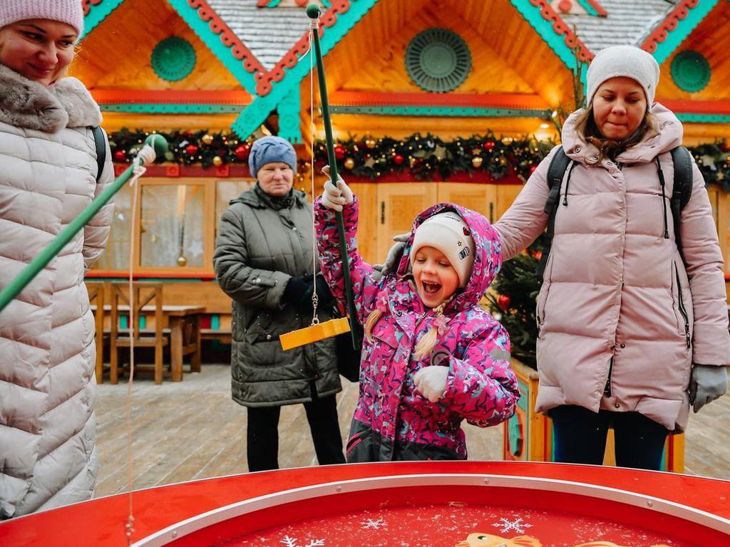 Куда пойти с детьми в Москве 25-26 января