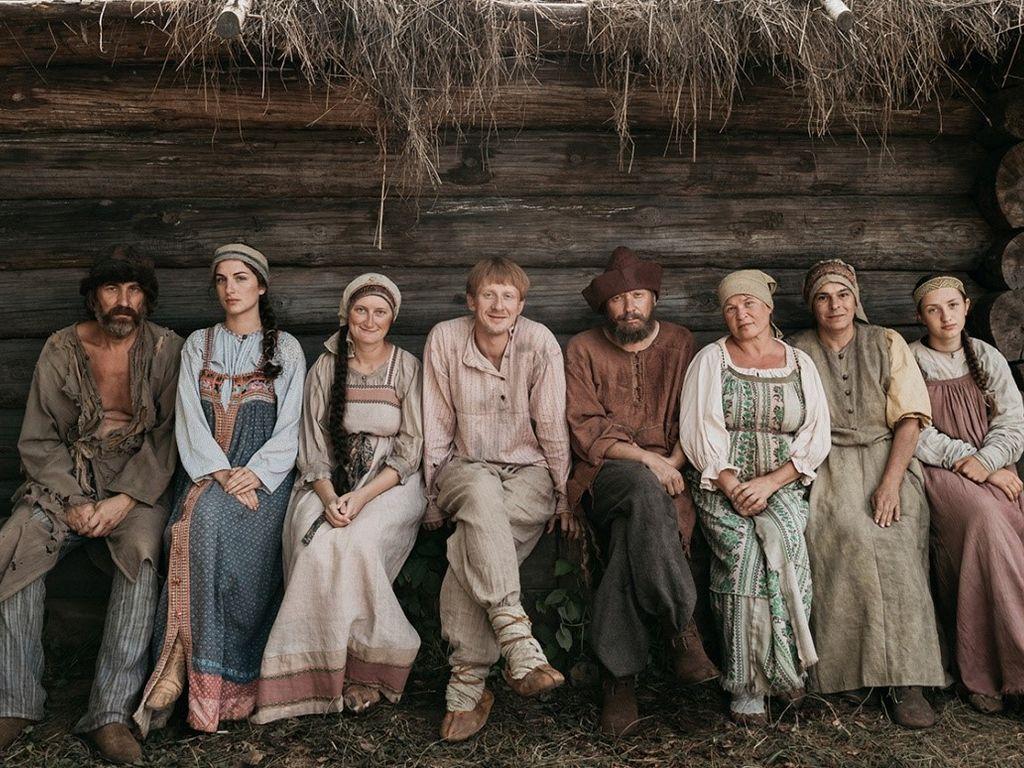 Российский фильм Холоп