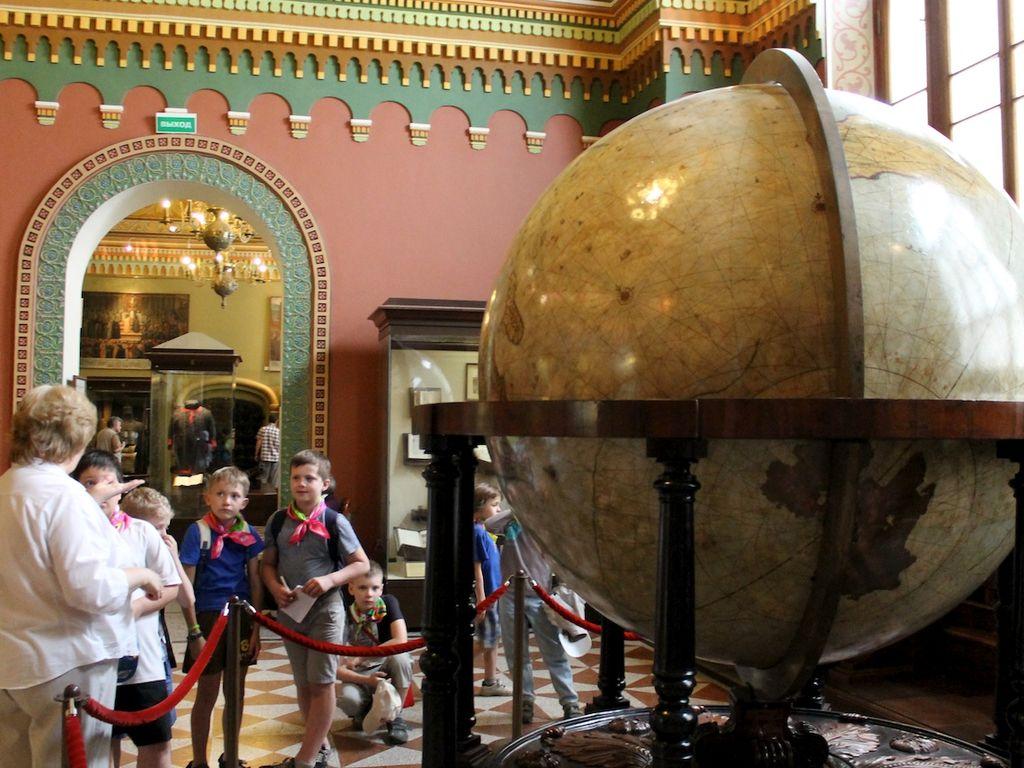 Экскурсии в Историческом музее