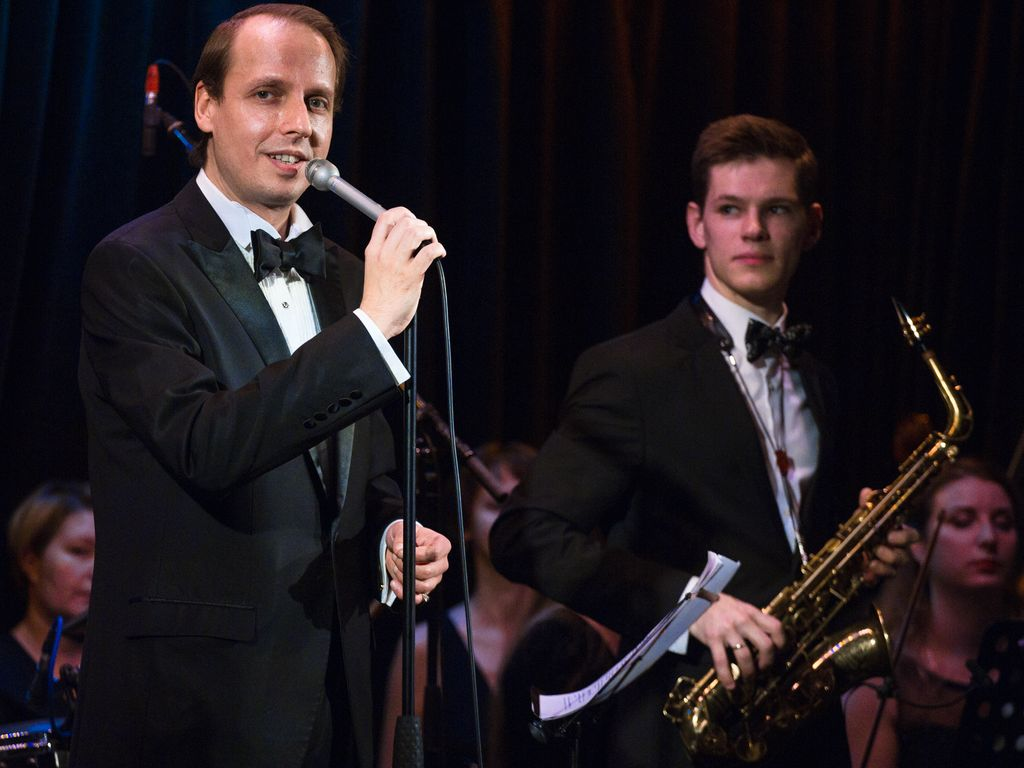 Сольный концерт музыканта и композитора Дмитрия Носкова в Театральном зале Московского дома музыки