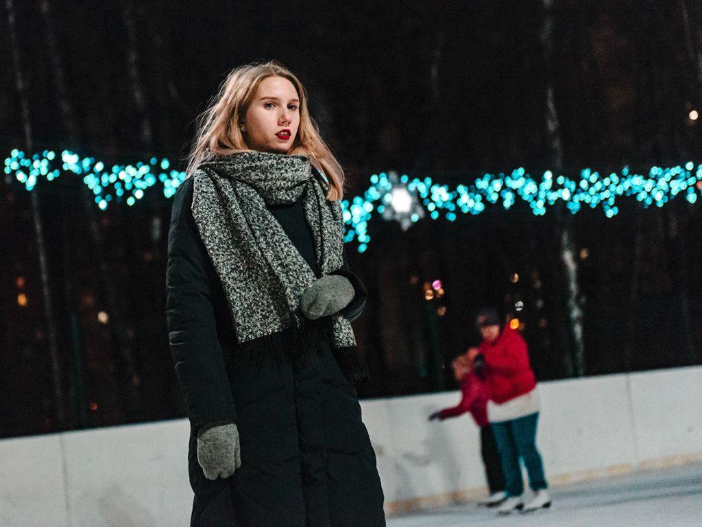 Live!Каток в Воронцовском парке
