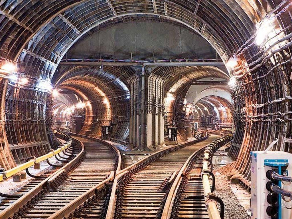 метро Москвы в 2020 году