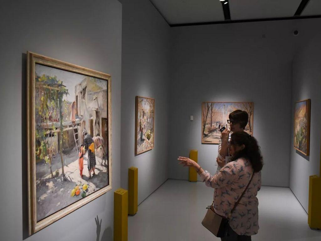 Музей русского импрессионизма - выставки