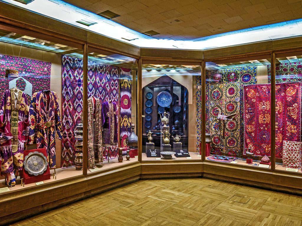 Музей Востока - экспозиции