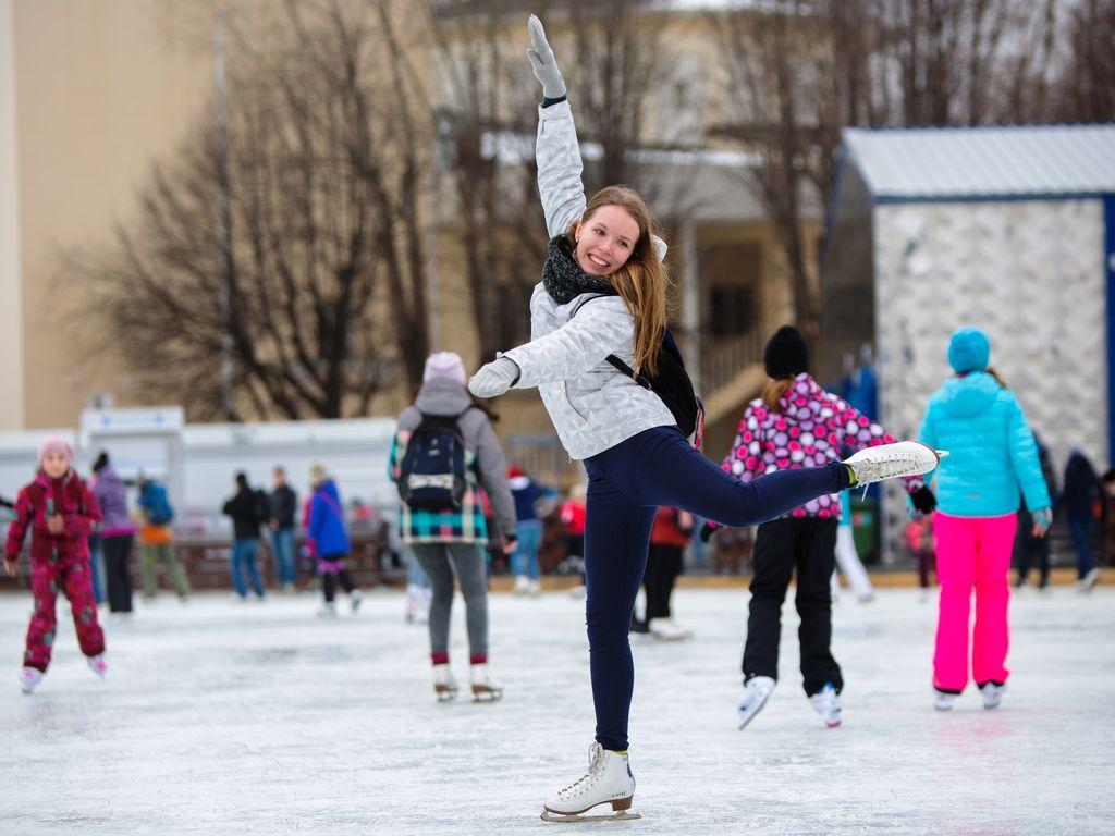 экскурсии на коньках на ВДНХ