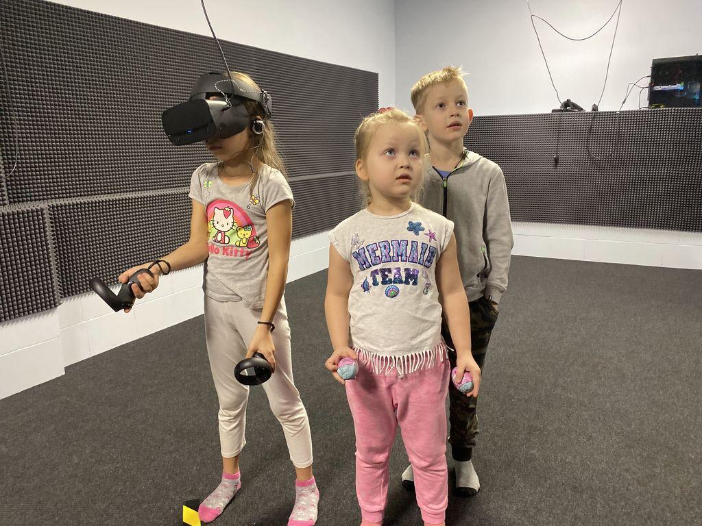 Клуб виртуальной реальности для детей в Москве