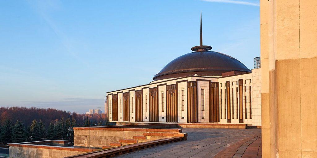 Татьянин день в музее Победы