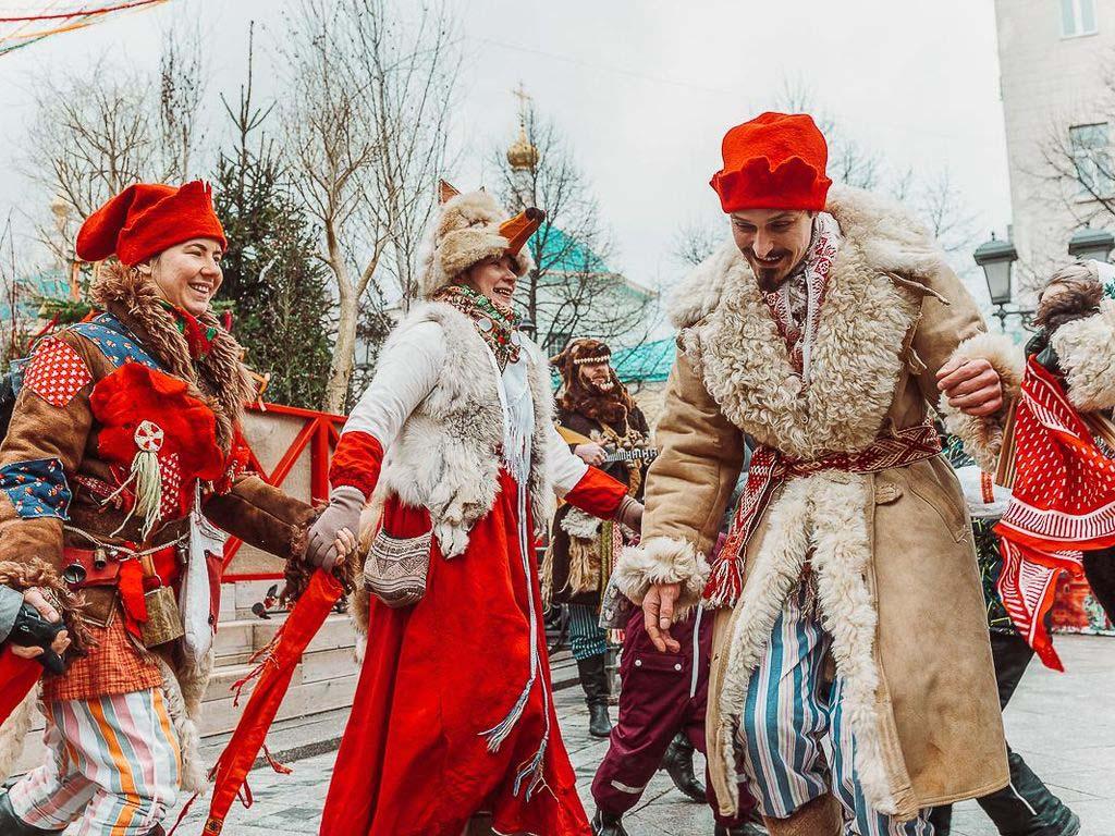 Афиша: Фестиваль Московская Масленица
