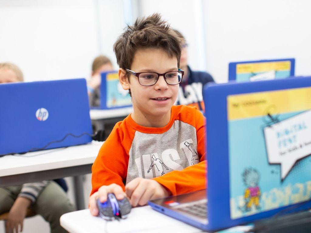 Фестиваль для детей и подростков Digital Fest 15-16 февраля