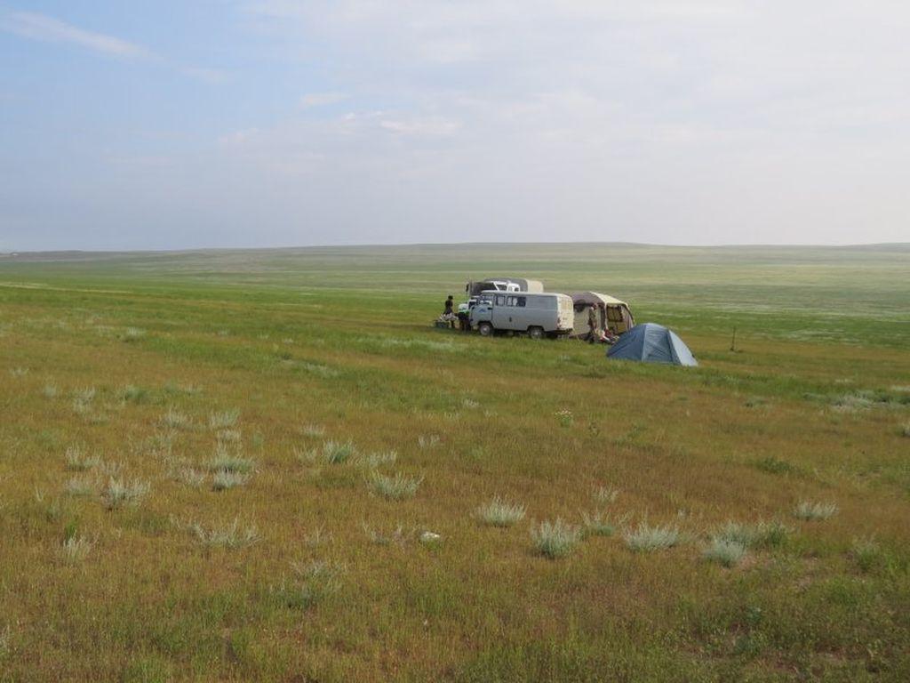 Монголия далекая, близкая
