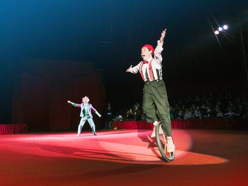 Афиша событий: Цирк нашего детства