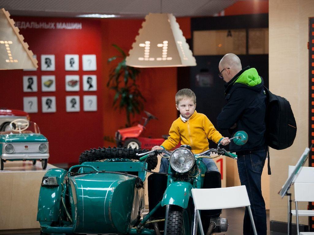Выходные в Музее автомобильных историй