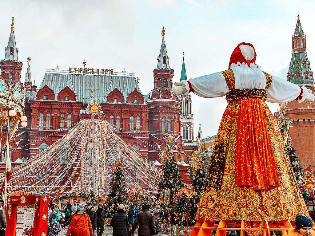 Куда сходить в Москве 22 - 23 февраля
