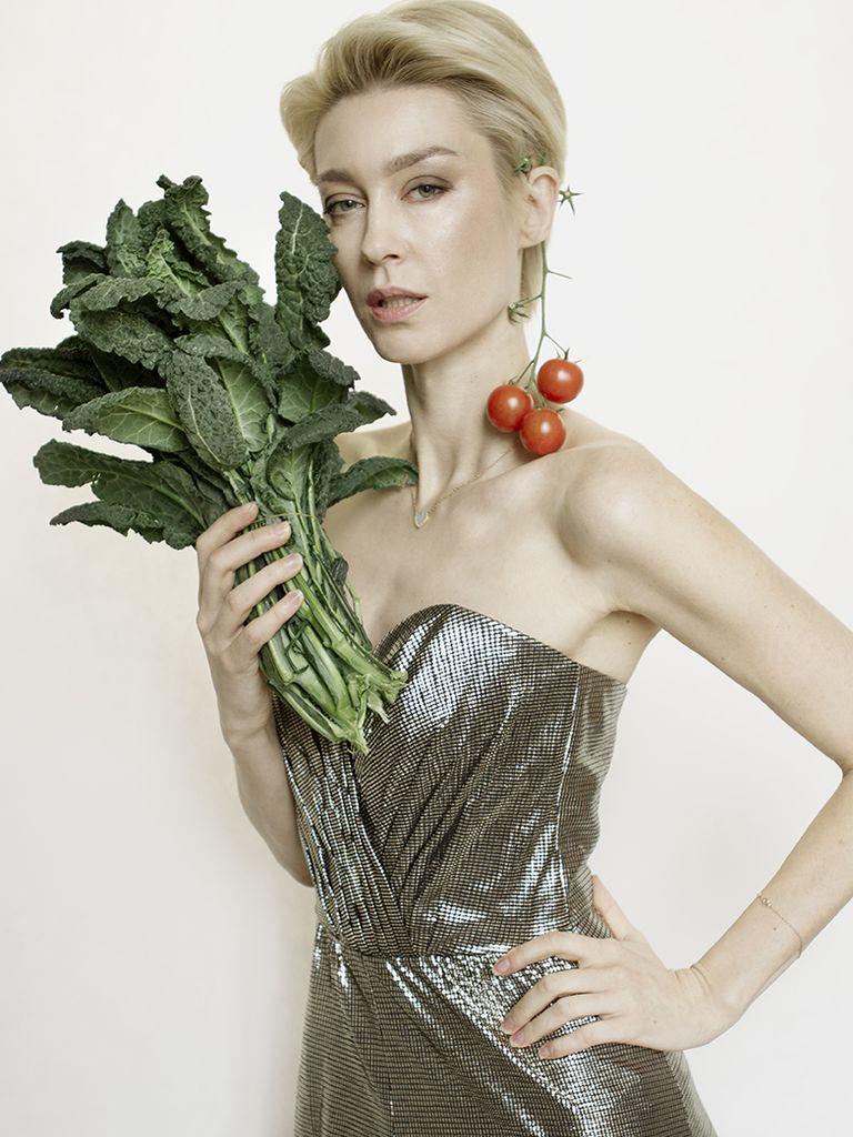 Анастасия Хозисова. Еда и секс