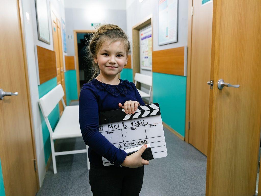 Развлечения для детей в киностудии ТвоёКино