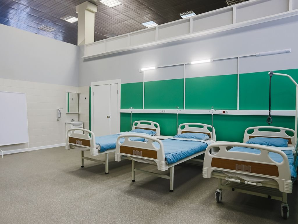 Киностудия ТвоёКино Локация : Больничная палата