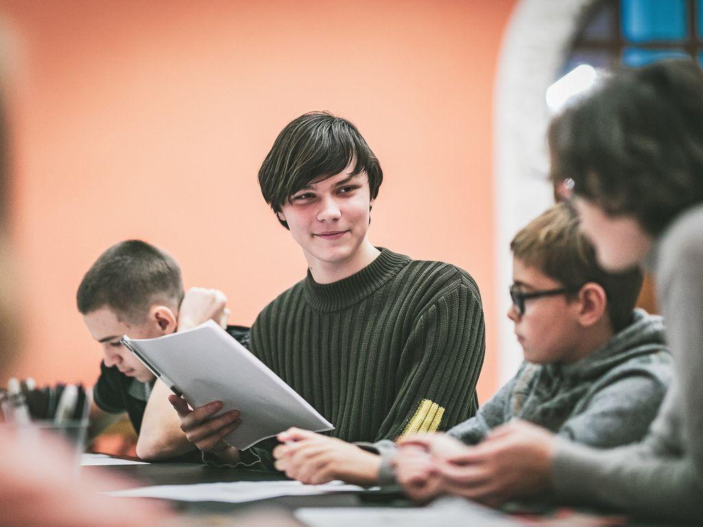 Курс для детей о журналистике на ВДНХ