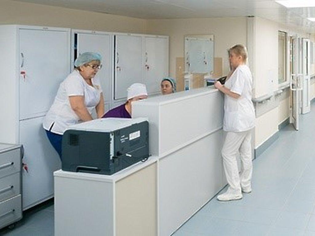 Ремонты в поликлиниках Москвы