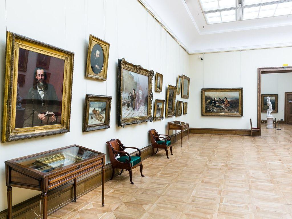 Выставка в Третьяковке