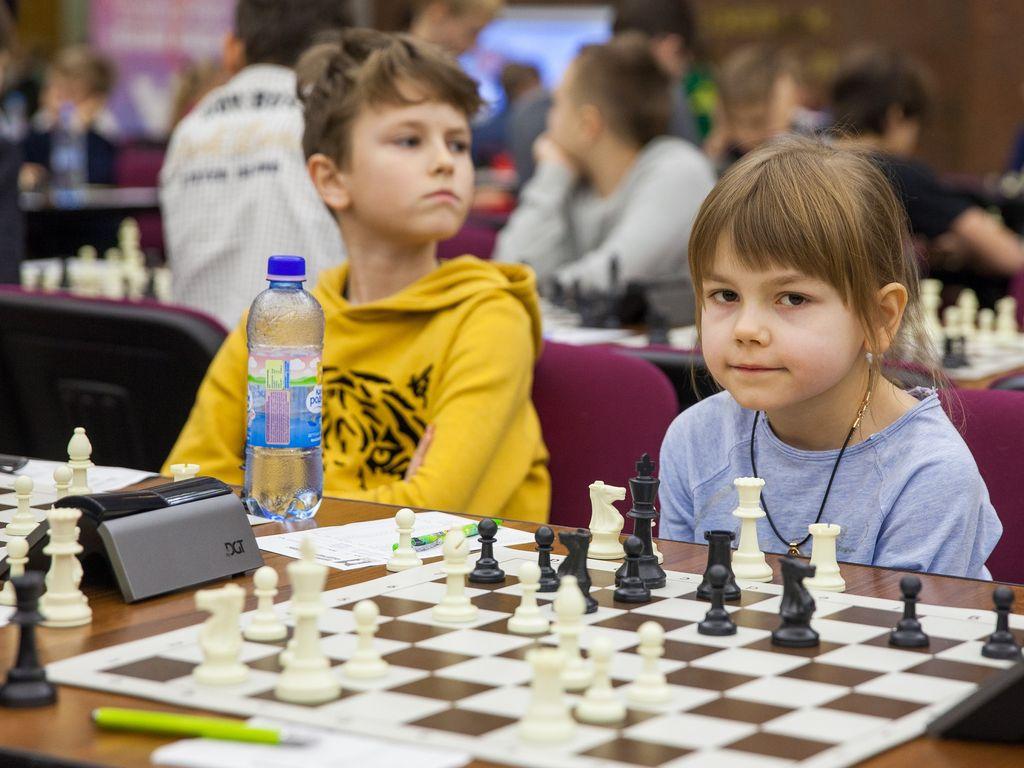 Шахматный турнир в Музее Победы
