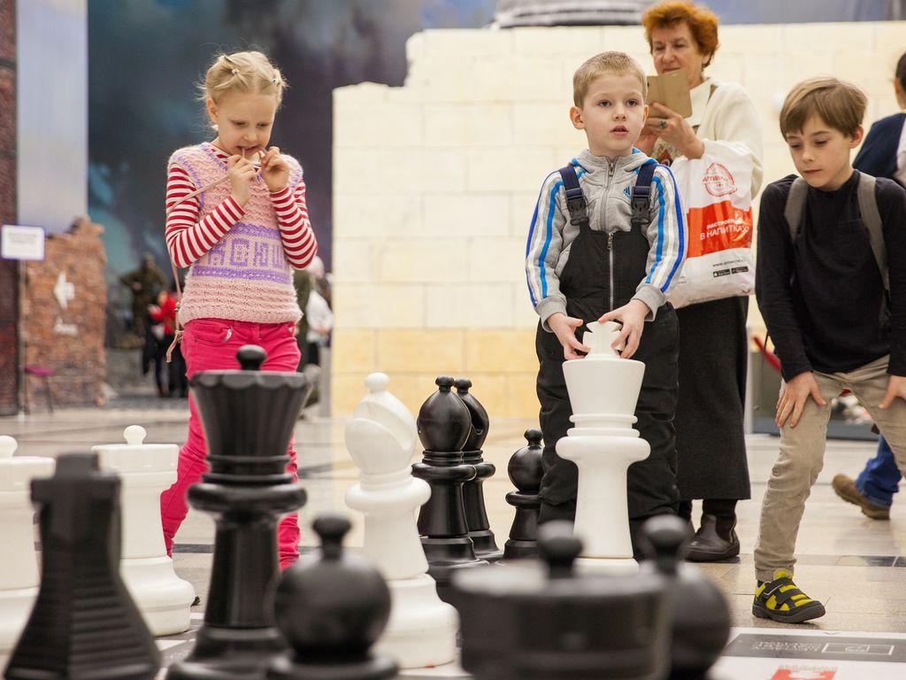 Шахматный турнир Белая ладья
