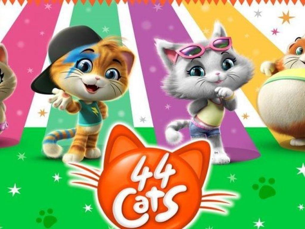 44 котёнка стал самым популярным мультиком телеканала Карусель