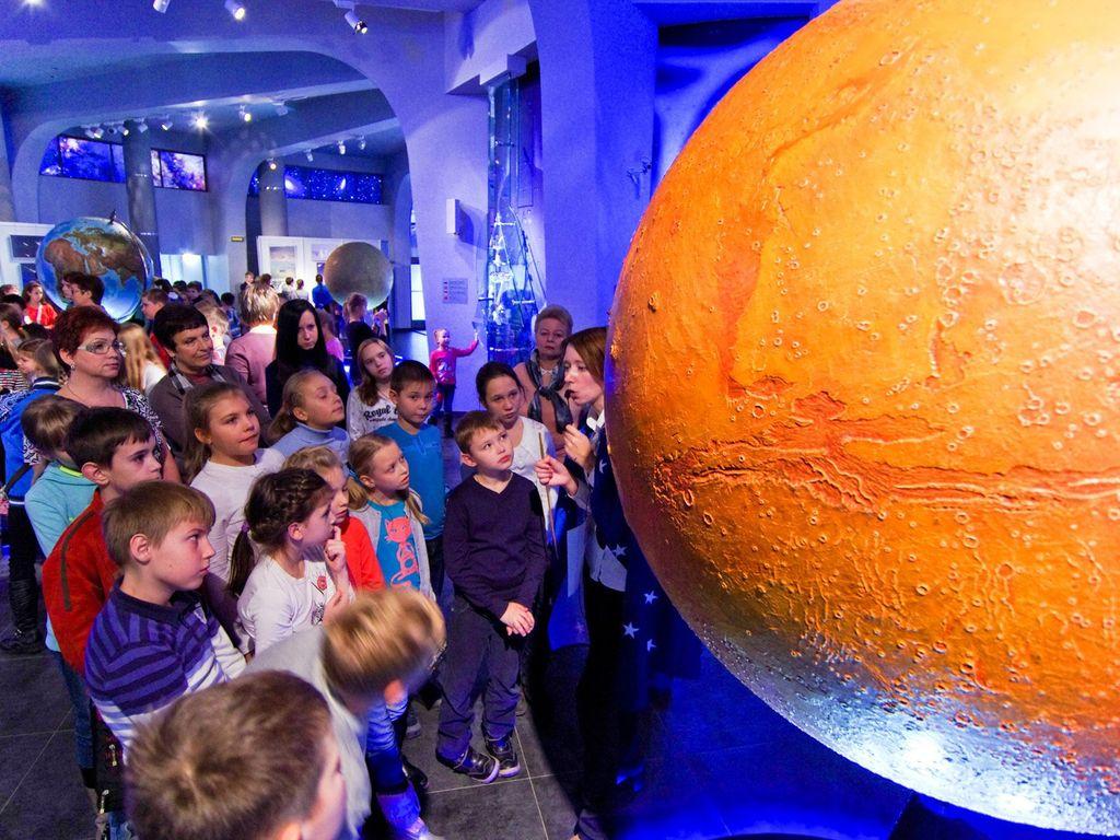 Лучшие экскурсии для детей в Москве