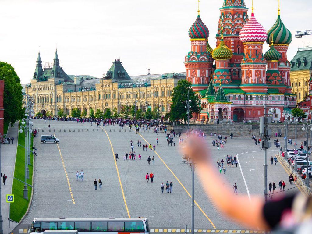 Обзорная экскурсия Знакомство со столицей