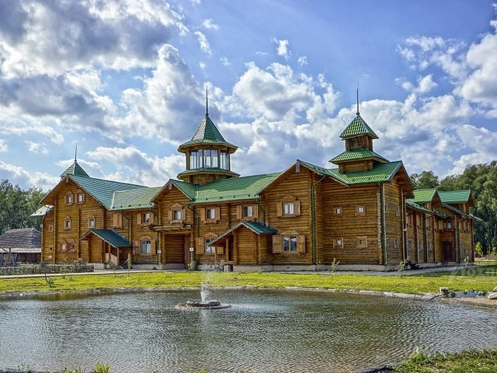 Парк-музей ЭТНОМИР