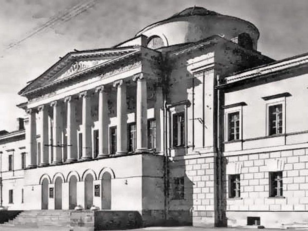 Выставка Исторический квартал. Солянка