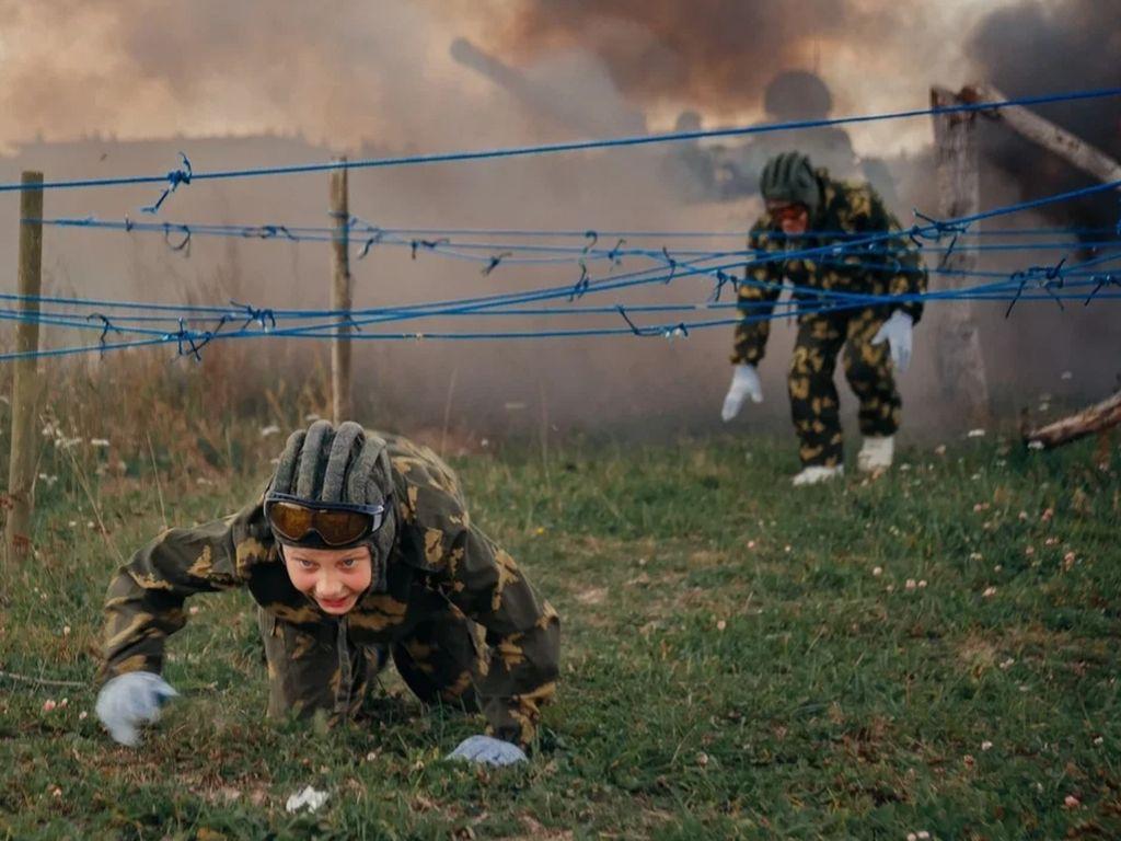 военно-спортивные развлечения от компании Танк Маршрут