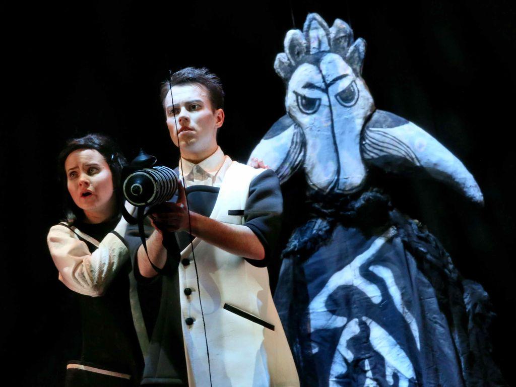 Опера Жестокие дети в Театре Наталии Сац