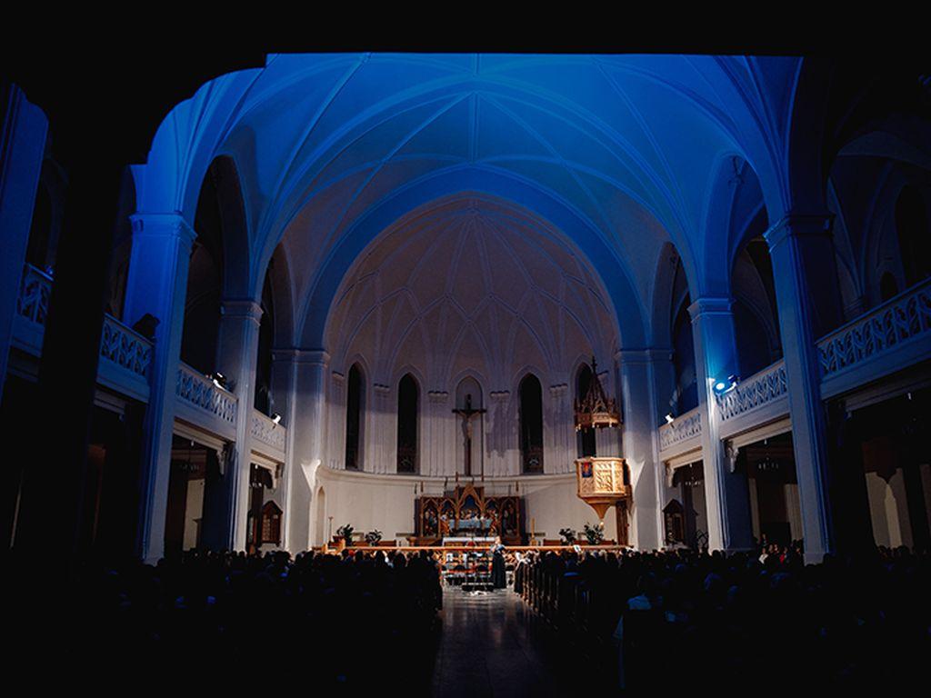 Праздничный концерт в Кафедральном соборе святых Петра и Павла