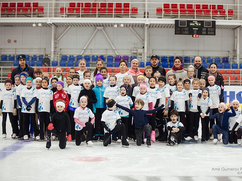 Соревнования для детей на призы Буяновой