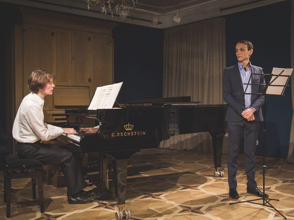 Спектакль-концерт Эхо мелодии жизни: А. Алябьев