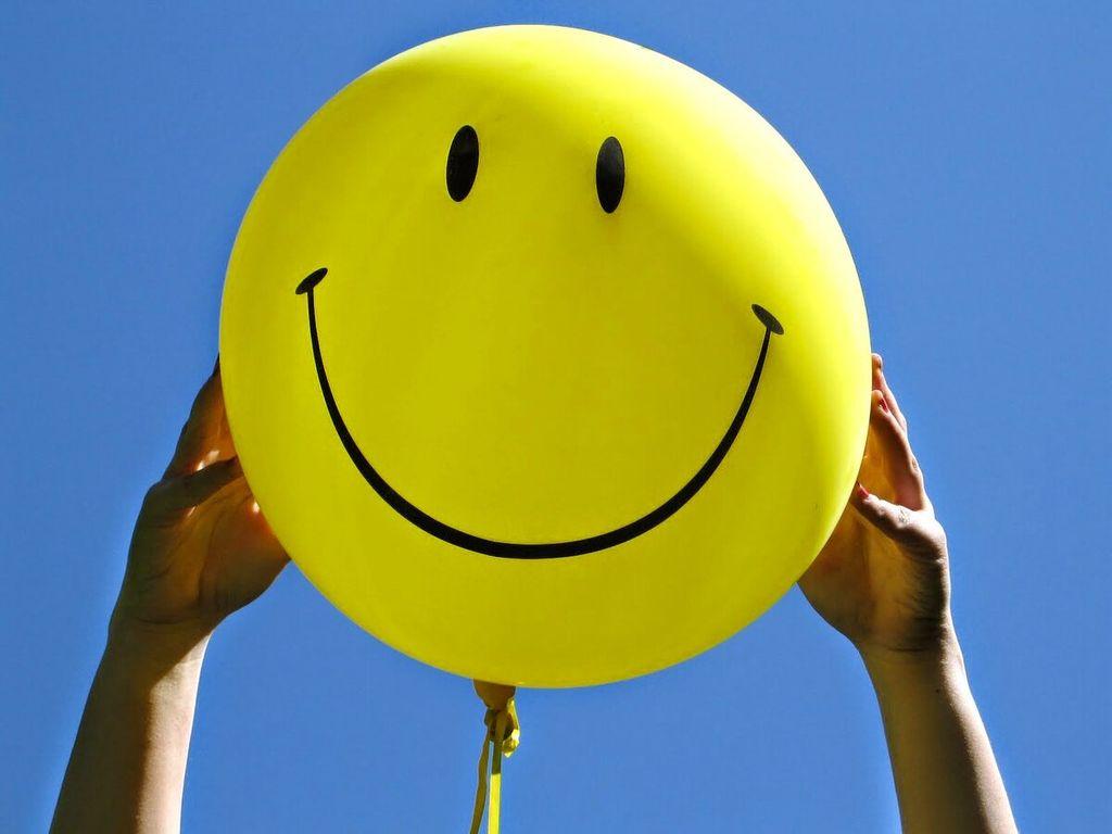 Сохраняте хорошее настроение