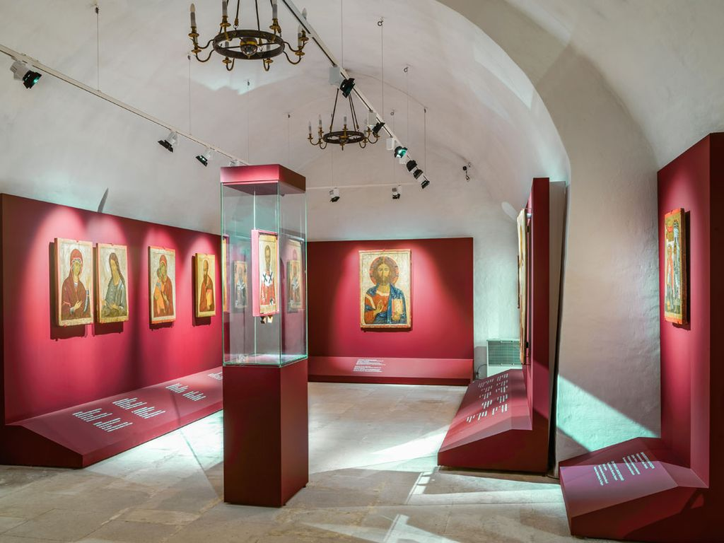 Виртуальная экскурсия Шедевры Музея имени Андрея Рублева XIII–XV веков