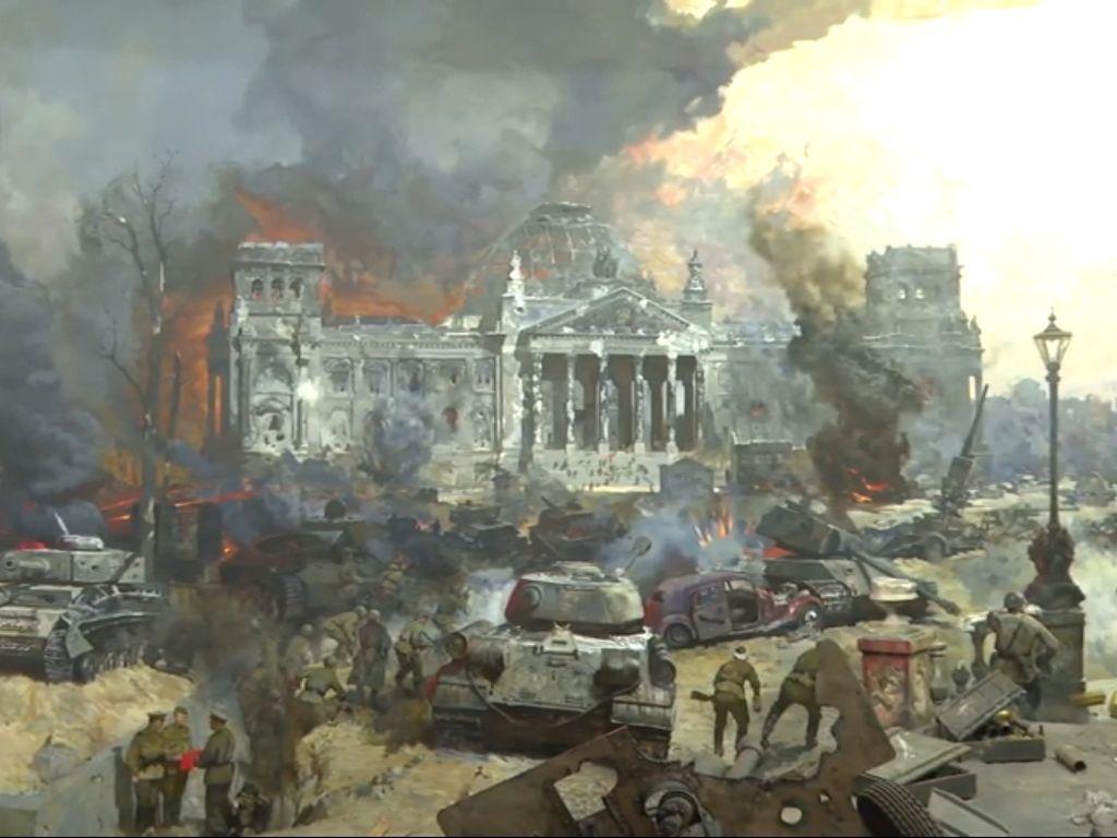 Онлайн-экскурсия в музее Победы