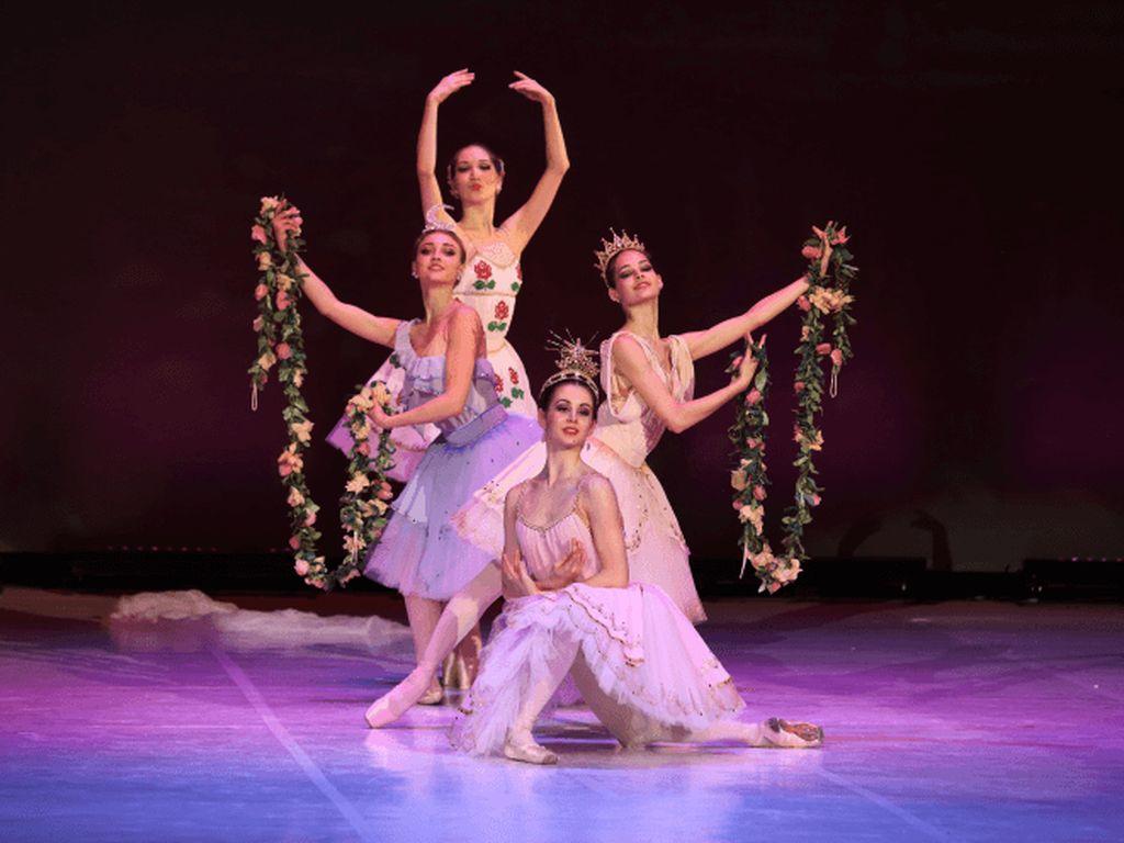 Вечер балета в Культурном центе ЗИЛ