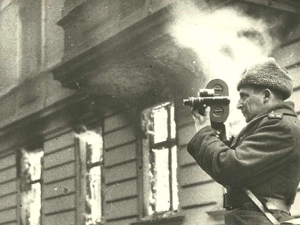 Выставка Неизвестный Берлин. Май 1945 года