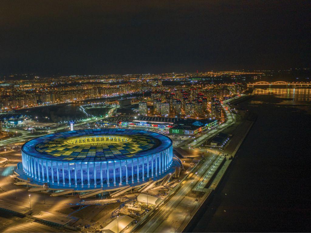 Фотовыставка Современный Нижний Новгород в Таганском парке