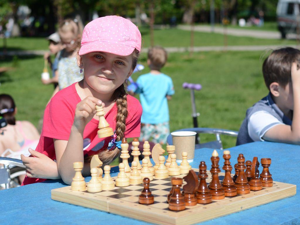 Онлайн-уроки шахматного клуба Блиц от Таганского парка