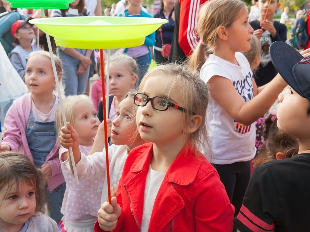 Программа выходного дня «Детский час»