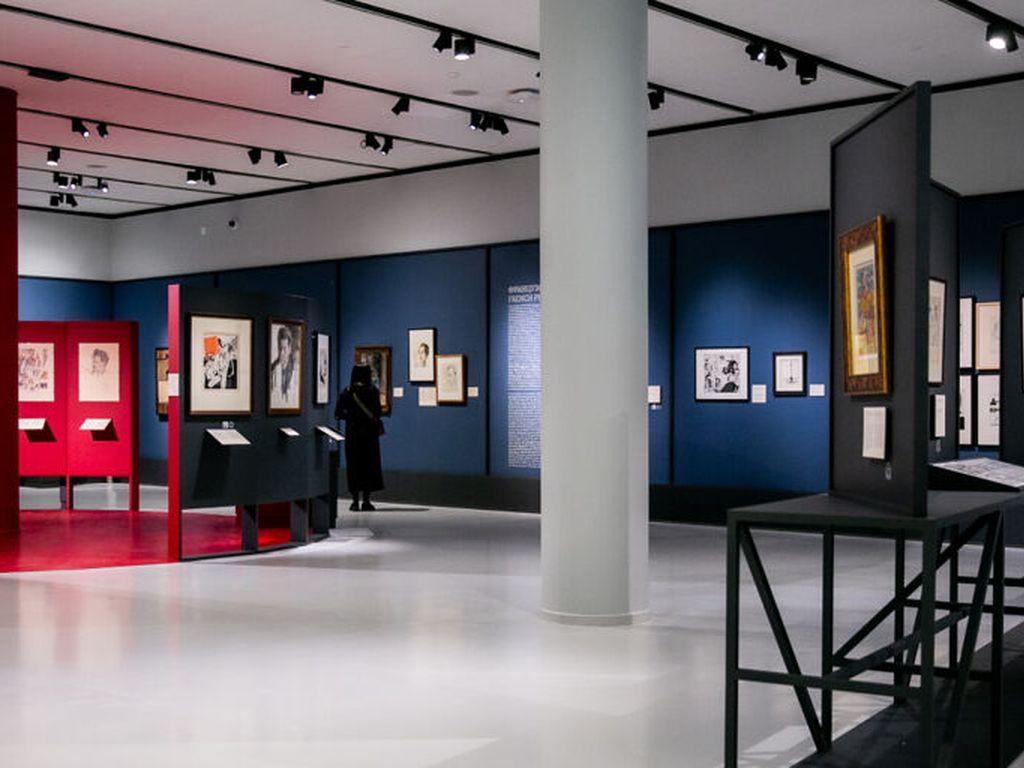 Выставки в Музее русского импрессионизме