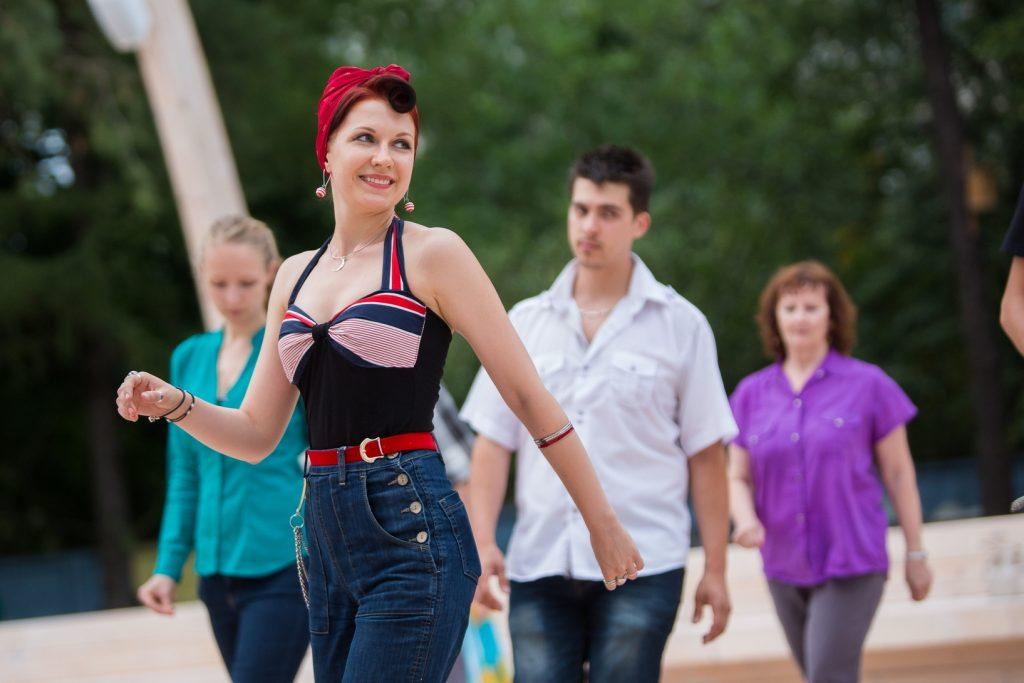 Танцевальный сезон на Главной выставке страны