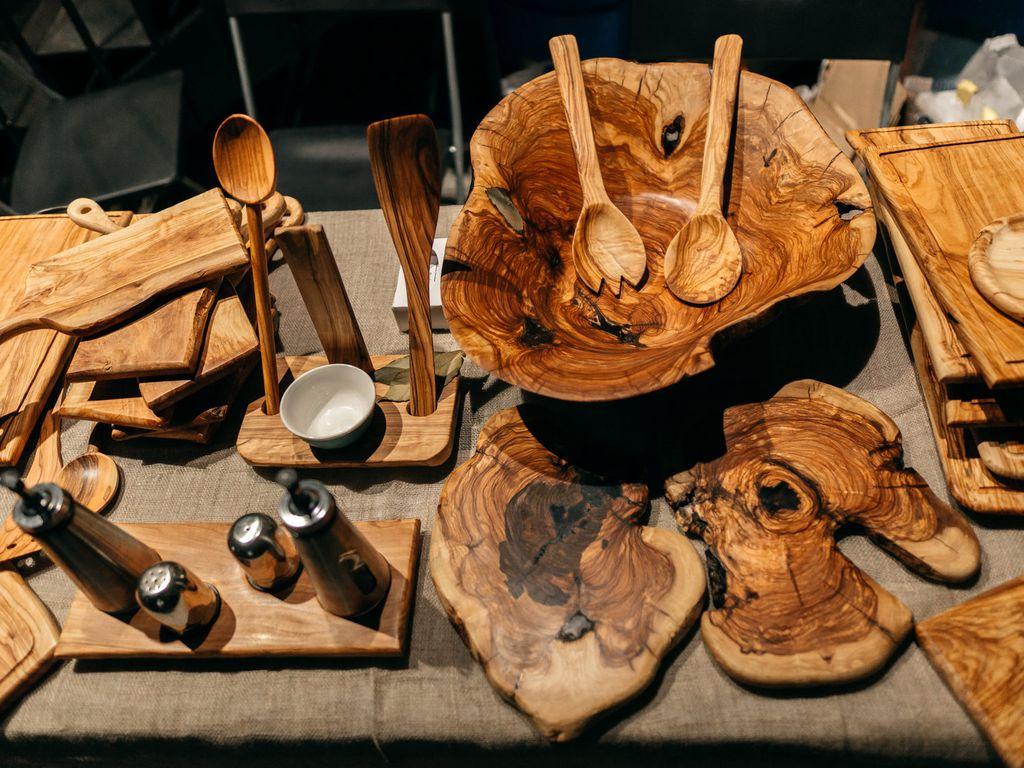 Ярмарка Happy market: деревянные заготовки на мастер-классах