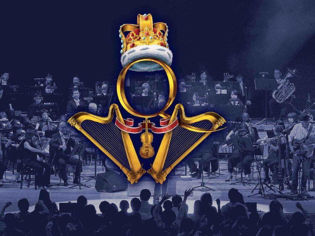 Концерт группы QUEEN в Москве
