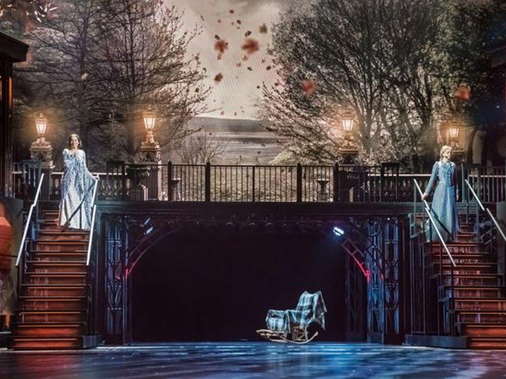 Спектакль в театре оперетты